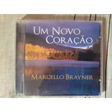 Cd Um Novo Coração 2000  Bispo Marcello Brayner