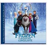 Cd Uma Aventura Congelante Disney Trilha Sonora Frozen