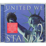 Cd United We Stand Vol 2   Don Mclean Johnny Cash  importado