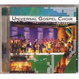 Cd Universal Gospel Choir   Live In Brazil   Novo