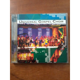 Cd Universal Gospel Choir   Live In Brazil 2007