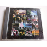 Cd Urban Networks Tune Towne 11 Promotion Only Scarface 2pac