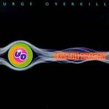 Cd Urge Overkill Exit The Dragon Novo Lacrado Original