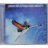 Cd Uriah Heep   High And Mighty   Lacrado   Importado