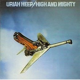 Cd Uriah Heep High And Mighty  Importado