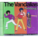 Cd Usa   The Vandalias   Buzzbomb  1998  Powerpop  excelente
