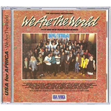 Cd Usa For Africa 1985   We Are The World   Michael Jackson