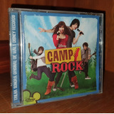 Cd Usado Camp Rock   Soundtrack Mbshop