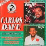 Cd Usado Carlos Dafé Serie Dois Momentos Carlos Dafé