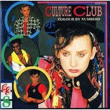 Cd Usado Culture Club Colour By Numbers Culture Club