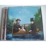 Cd Usado Echo And The Bunnymen Flowers Echo And The Bunny