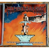 Cd Usado Massacration Gates Of Metal Fri Massacration
