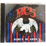 Cd Usado Mc 5 Babes In Arms Mc 5