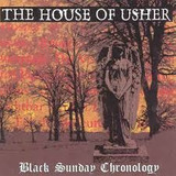 Cd Usado The House Of Usher      Gotico  The House Of Usher