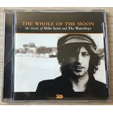 Cd Usado The Whole Of The Moon The Music The Water Boys
