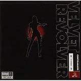 Cd Usado Velvet Revolver Contraband Velvet Revolver