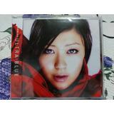 Cd Utada Hikaru Ultra Blue Original Overseas Kingdom Hearts