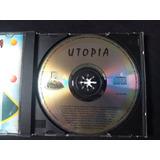Cd Utopia A Formula Do Fenomeno Mamonas Assassinas Raridade