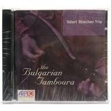 Cd Valeri Dimchev Trio   The Bulgarian Tamboura   Importado