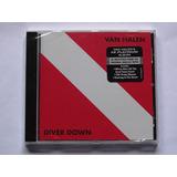 Cd Van Halen   Diver Down Importado Made In Eu  Novo Lacrado