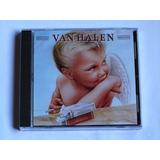 Cd Van Halen 1984 Importado Lacrado Remasters David Lee Roth