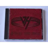 Cd Van Halen For Unlawful Carnal Knowledge Importado Lacrado
