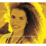 Cd Vanessa Da Mata Canta Tom Jobim   Lacrado Original Novo