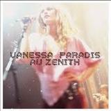 Cd Vanessa Paradis Au Zenith   Paris 2001 Ao Vivo