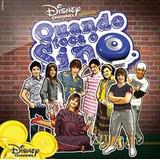 Cd Vários   Quando Toca O Sino Disney