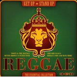 Cd Various Artists Get Up Stand Up  reggae     Various