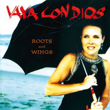 Cd Vaya Con Dios Roots And Wings   Rock