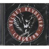 Cd Velvet Revolver Libertad Sony Music 2007 Lacrado