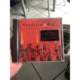 Cd Vendetta Red Between The Never Now Emo Punk Hardcore