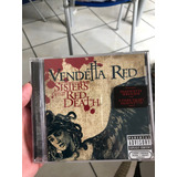 Cd Vendetta Red Sisters Of The Red Death Emo Punk Rock Hardc