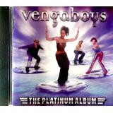 Cd Vengaboys Platinum Album Dance Music Holanda Exercícios