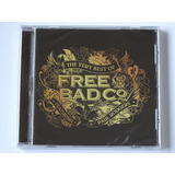 Cd Very Best Of Free And Bad Company Featuring Paul Rodgers