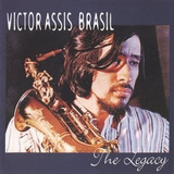 Cd Victor Assis Brasil   The Legacy  1999