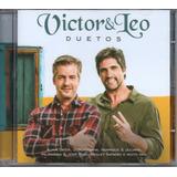 Cd Victor E Leo   Duetos