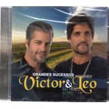 Cd Victor E Léo Grandes Sucessos Original  Lacrado