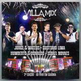 Cd Villa Mix 2ª Edição Vivo Goiania   Israel Novaes G Lima
