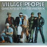 Cd Village People   Greatest Hits Remix   1996