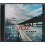 Cd Vineyard Piratininga Tua Voz Ao Vivo Lc75