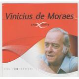 Cd Vinicius De Moraes   Sem Limites   Cd Duplo   Toquinho