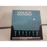 Cd Violeta De Outono   Eclipse 1995   Importado