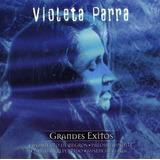 Cd Violeta Parra ¿ Grandes Exitos