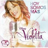 Cd Violetta   Hoje Somos Mais