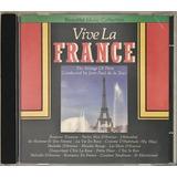 Cd Vive La France The Strings Of Paris Jean Paul De La   C9