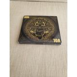Cd Volbeat   Beyond Hell Above Heaven   Digipack Usa