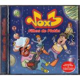 Cd Vox 3 Filhos De Plutão 2001 Lacrado