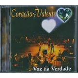 Cd Voz Da Verdade Coração Valente Bl70